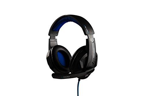 🥇 THE G-LAB – KORP 100 – Auriculares Gaming de Alto Rendimiento- Compatible PS4