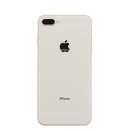 Apple iPhone 8 Plus, 256GB, Gold - For AT&T (Renewed)