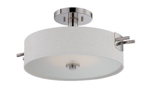 Nuvo Lighting 62 194 Semi Flush