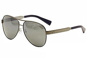 Armani Exchange Womens Sunglasses (AX2018) Metal
