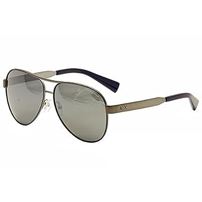 Armani Exchange Womens Sunglasses (AX2018) Metal - 4046710 , B01JD2VNME , 454_B01JD2VNME , 41.95 , Armani-Exchange-Womens-Sunglasses-AX2018-Metal-454_B01JD2VNME , usexpress.vn , Armani Exchange Womens Sunglasses (AX2018) Metal