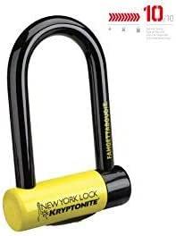 Kryptonite Fahgettaboudit Mini Lock & Light Bundle