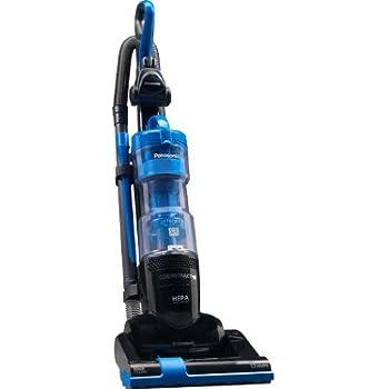 "Panasonic MC-UL425 ""Jet Force Bagless"" Upright Vacuum Cleaner, Dynamic Blue & Black finish"