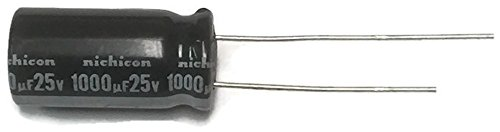 25v Radial Electrolytic Capacitor - 5