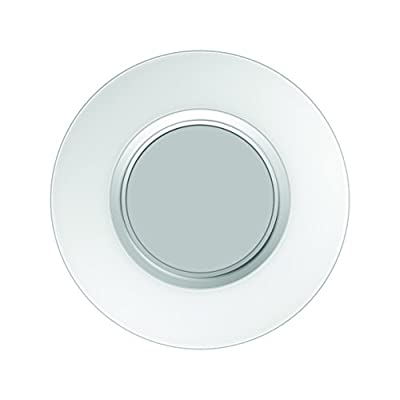 SYLVANIA General Lighting 71724 SYLVANIA LIGHTIFY by Osram - LED Surface Ceiling Light, Smart Home Connected, Adjustable Soft White to Daylight (2700K-6500K), works with Alexa (with hub),