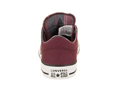 Pictures of Converse Women's Chuck Taylor All Star Dark Burgundy/White/Black 4