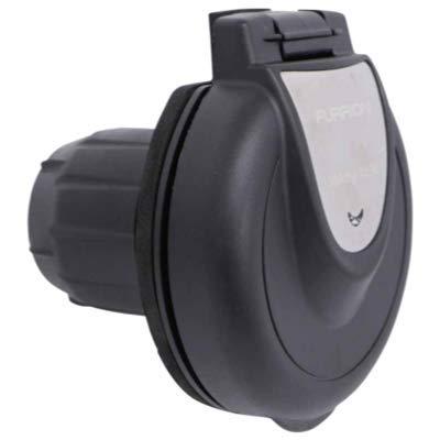 Furrion F30ITR-BS 30 Amp 125 Volt RV Power Inlet: Automotive