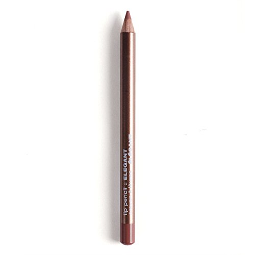 Mineral Fusion Lip Pencil, Elegant, .04 Ounce 0.04 Ounce Lip Pencil