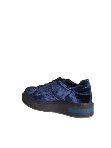 Manuale Barcelo Lady Mrlbve05 Sneakers In Pelle Blau