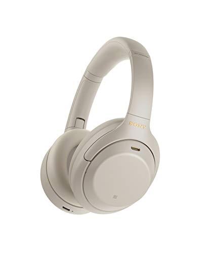 Sony WH1000XM4 draadloze hoofdtelefoon met ruisonderdrukking (Bluetooth, adaptief geluid, DSEE Extreme processor, Alexa…
