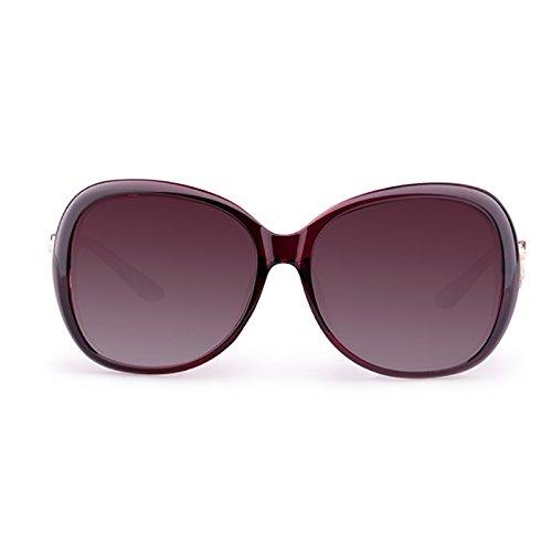 BSNOWF Al Libre Polarizadas Viaje Purple de Del Gafas Gafas Protección Aire Femeninas UV Anti Sombra Ocular Fundamentos sol Color Deportes 1EpSqA