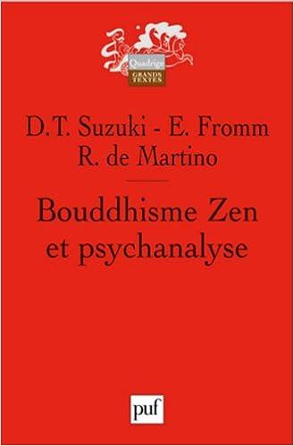 En ligne téléchargement gratuit Bouddhisme Zen et psychanalyse pdf