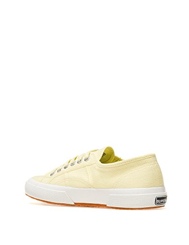 2750 Sneaker Cotu Lt Women's Superga Yellow aq58Sxwn