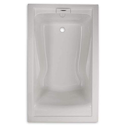 - American Standard 2771V002.020 Evolution 5-Feet by 36-Inch Deep Soak , White