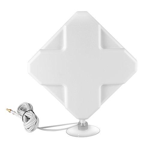 XCSOURCE LTE TS9 Signal Booster 4G 3G 2.4G Antena Amplificador 35dBi Gain Panel para Hotspot Mobile Broadband Router BI578
