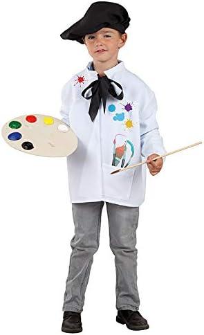 DISBACANAL Disfraz de Pintor Infantil - -, 6 años: Amazon.es ...