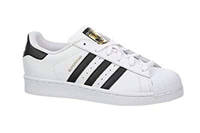 adidas Originals Superstar Womens Black White (100)
