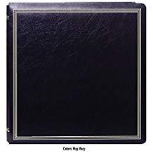 Pioneer Photo Albums Magnética grande página x-Pando álbum de fotos, color blanco
