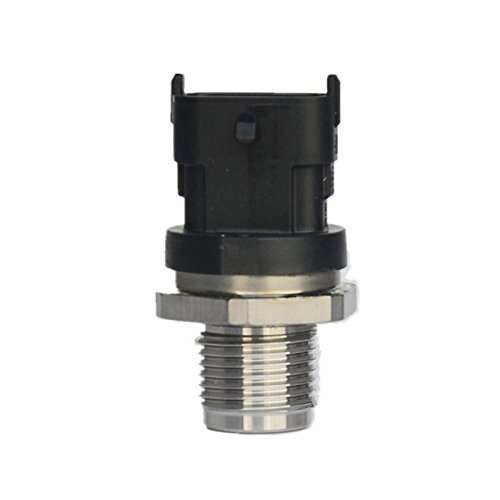 New Fuel Pressure Sensor For Alfa Romeo Lancia Renault Kia Hyundai 0281002734 0281002908 3 Pins WANATOP