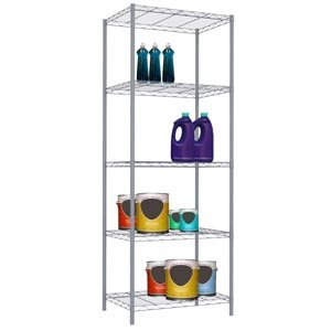 Home Basics Wire Shelving Storage Unit