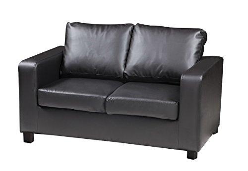 Nero divano a 2 posti shop online divani - Divano letto 2 posti amazon ...