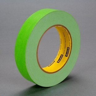 3M Scotch 256 Green Masking/Painter's Tape - 1 in Width - 04968 [PRICE is per - Price Painter