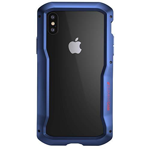 Element Case Vapor S Drop Tested Case for iPhone XS Max - Blue (EMT-322-193E-02)