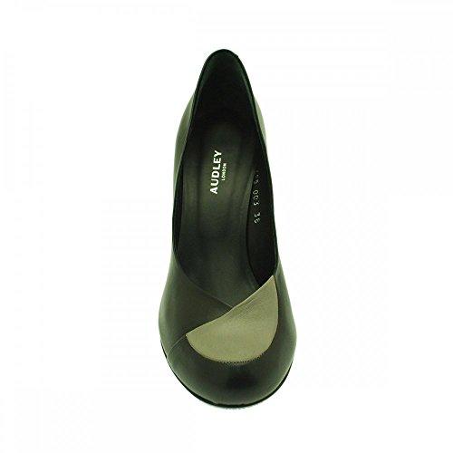 Negro Vestir De Zapatos Negro Audley multicolor Para Mujer qYwRE