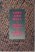 book cover of Love and Will