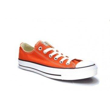 Converse Basse Orange Citrouille: : Chaussures et Sacs