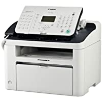 Canon FAXPHONE L100 Laser Multifunction Printer - Monochrome - Plain Paper Print - Desktop - Printer Copier Fax Telephone - 19 ppm Mono Print - 1200 x 600 dpi Print - 12 cpm Mono Copy LCD - 150 sheets Input - USB