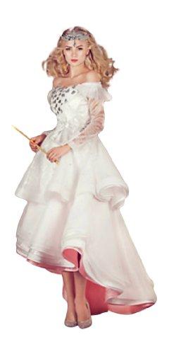 Disney Costumes Glinda (Disney Glinda Costume Wizard of Oz Great & Powerful Limited Edition Size 10 Medium)
