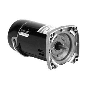 Emerson EUSQ1202 Square Flange Pool and Spa Motor 2 HP by Emerson