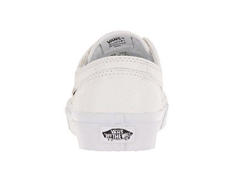 white VansU da premium Brigata Unisex Ginnastica true Suede Scarpe Basse Adulti leather wttqPrS