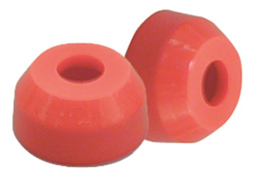 (Prothane 19-1712 Red Tie Rod End Boot Kit)