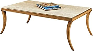 Amazon Com Euroluxhome Cocktail Table Regency Klismos Legs Beaded