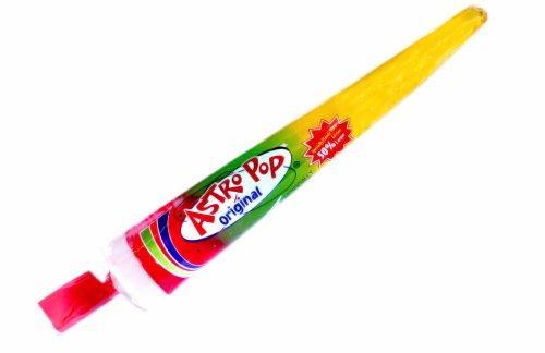 Astro Pop 4ct - Candy Lollipops Pops