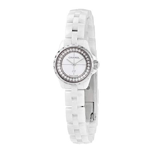 Chanel J12-XS White Dial Ladies Ceramic Watch H5237