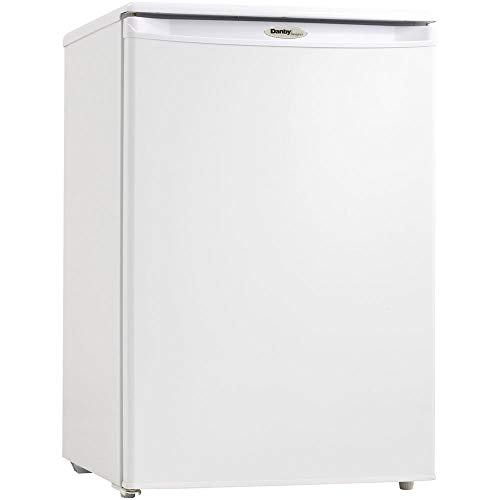 Danby Energy Star Designer 4.3-Cu Ft. Upright Freezer in White