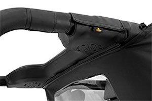 Bestop 8004035 Jeep Accessories - Bestop - Soundbar Cap - Black Diamond
