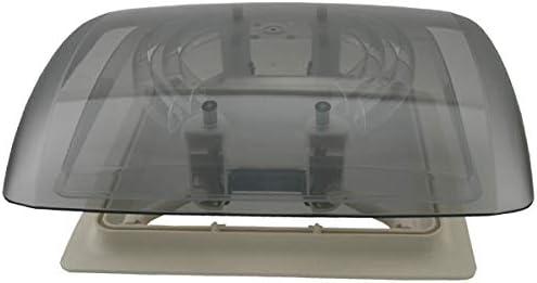 MPK Vision Vent S Eco - Ventana de Techo Tintada (28 x 28 cm, con Estor y Red)