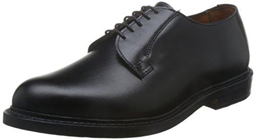 Allen Edmonds Mens Leeds 2.0 Derby Shoes Black Custom Vitello