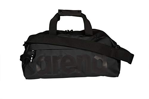 ARENA Erwachsene Sporttasche Duffle Team 25L All Black, one Size