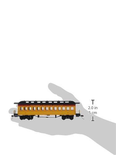 Bachmann Industries Inc HO Scale Coach Western /& Atlantic Railroad Bachmann Industries 1860-1880 Passenger Cars 13406