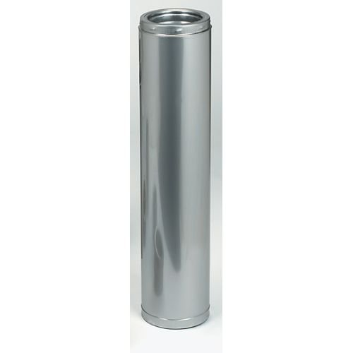 superpro-spr8l48p-8-inside-diameter-48-long-stainless-steel-class-a-double-wal-stainless-steel