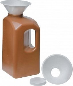 24-Hour Urine Collection Bottle Quantity: Case of 1