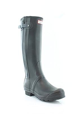 HUNTER Womens Original Slim Textured Rain Boot