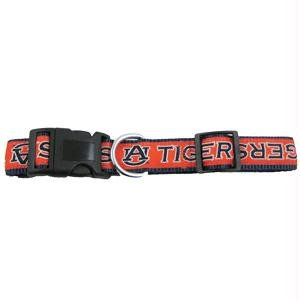 Mirage Pet Products Auburn Tigers Collar for Dogs and Cats, Small