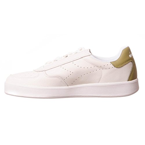 Diadora B.Elite Premium Men, Smooth Leather, Low-top