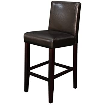 Monsoon Pacific Villa Faux Leather Counter Stool Brown Set of 2  sc 1 st  Amazon.com & Amazon.com: Monsoon Pacific Villa Faux Leather Counter Stool ... islam-shia.org
